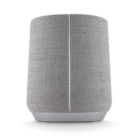 Harman Kardon Citation 500 - Grey - Large Tabletop Smart Home Loudspeaker System - Detailshot 3