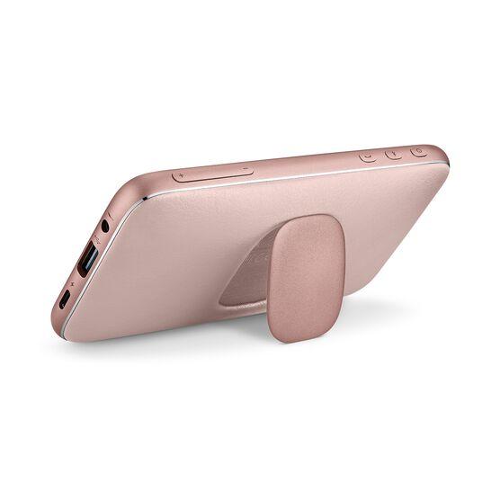 Harman Kardon Esquire Mini 2 - Gold - Ultra-slim and portable premium Bluetooth Speaker - Back