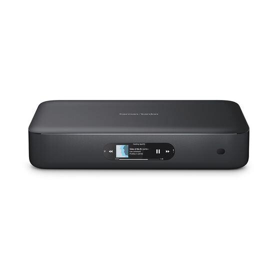 Harman Kardon Citation Adapt - Black - The compact wireless digital AV  adapter - Front