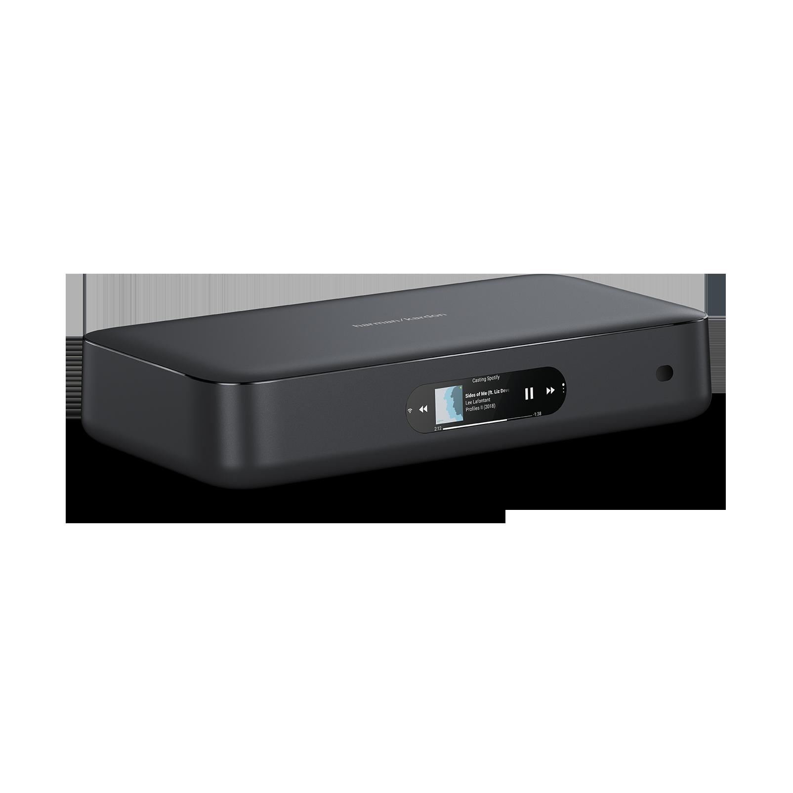 Harman Kardon Citation Adapt - Black - The compact wireless digital AV  adapter - Detailshot 1