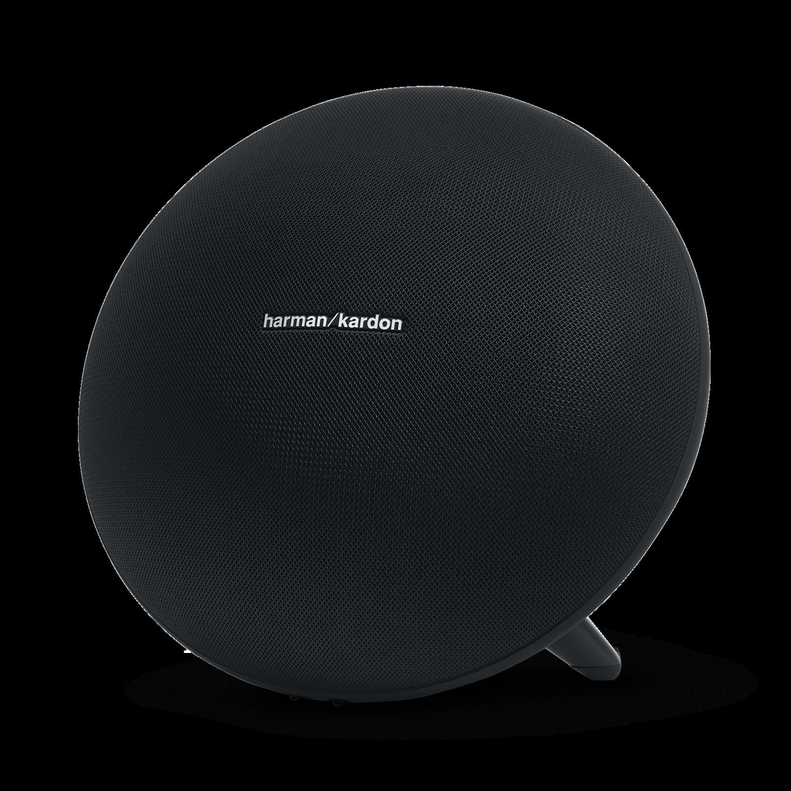 Onyx Studio 3 - Black - Portable Bluetooth Speaker - Hero