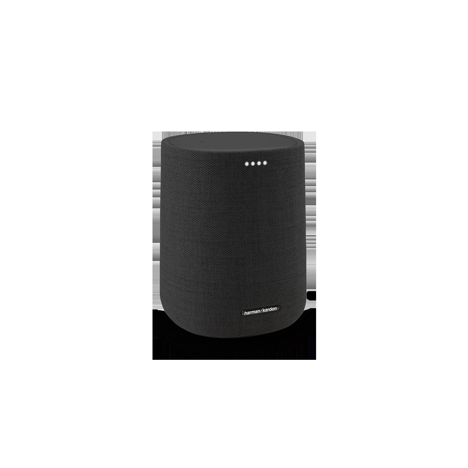 Harman Kardon Citation ONE - Black - Compact, smart and amazing sound - Hero