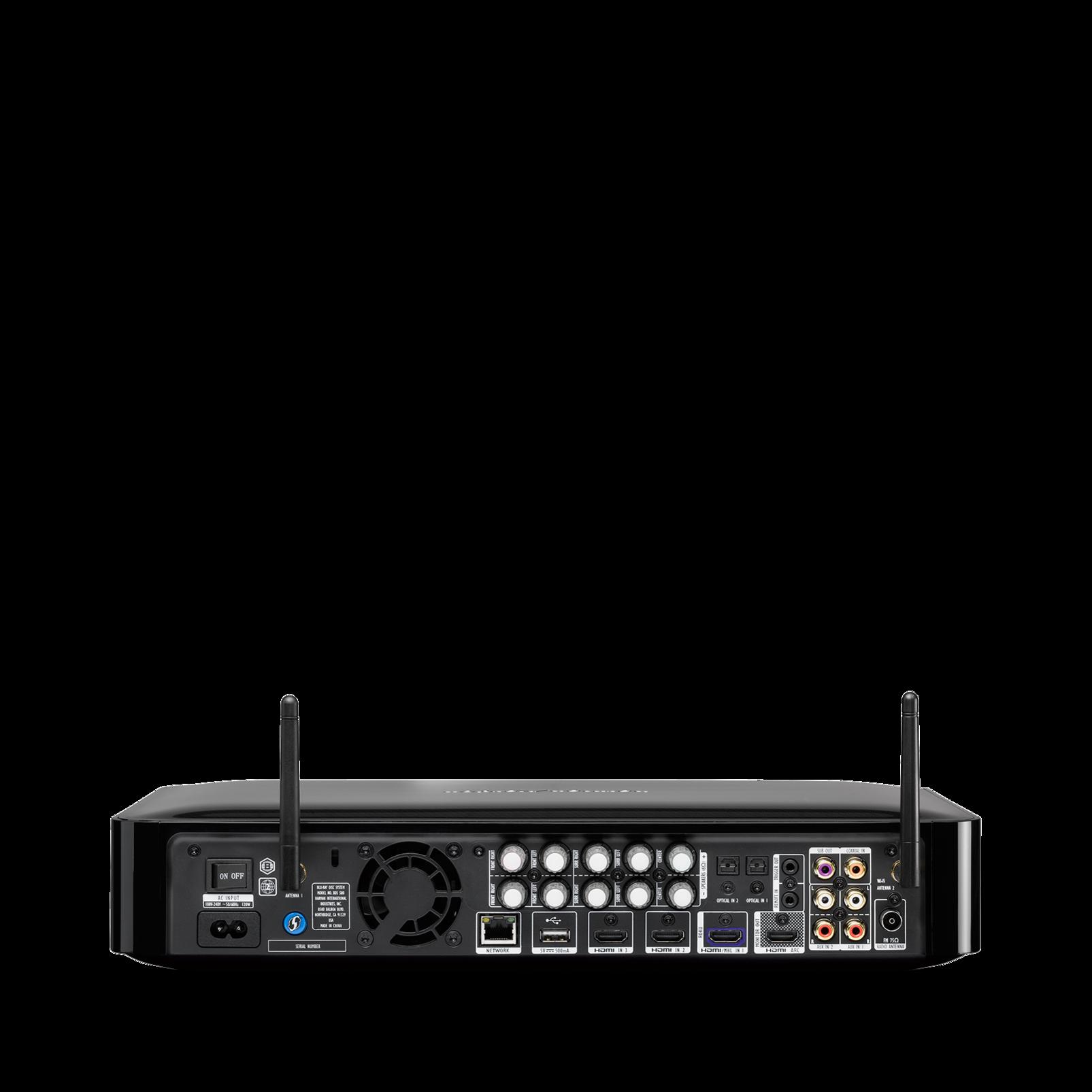 BDS 580